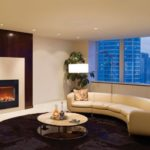 Altra electric fireplace