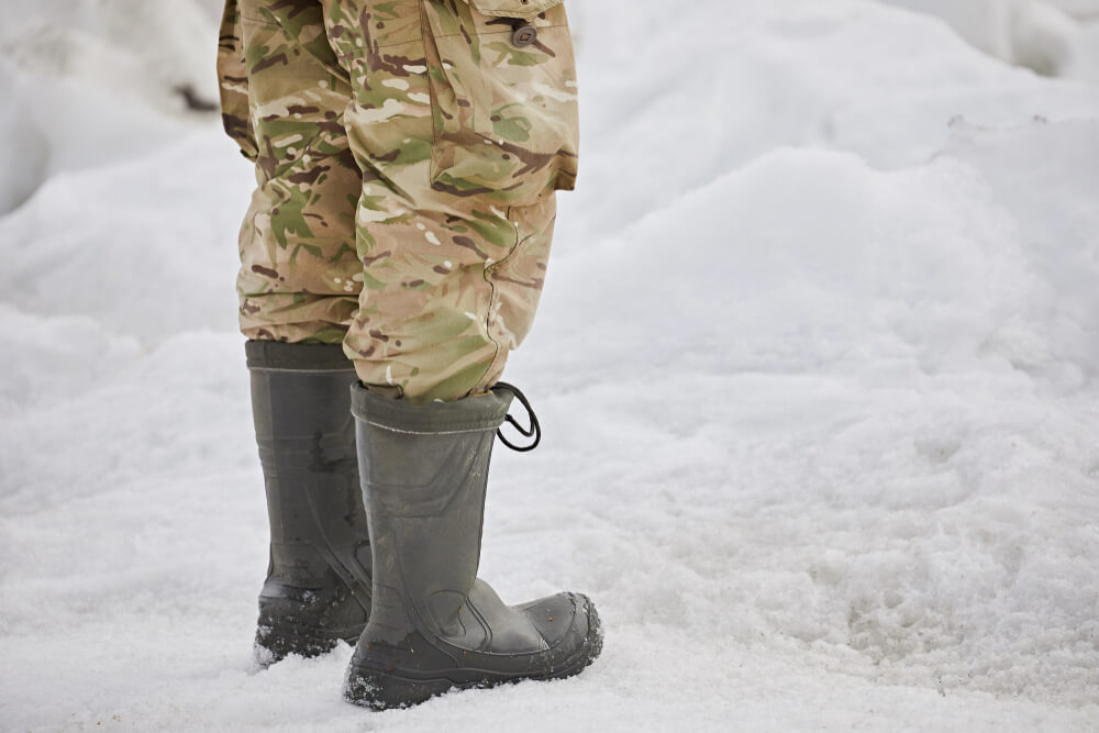 Winter Hunting Boot